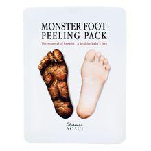 Mascarilla Exfoliante para Pies Monster Foot Chamos