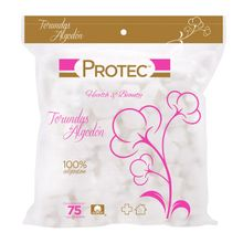 Torundas de algodon Protec c/150