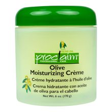 Crema Humectante sin Enjuague con Aceite de Oliva