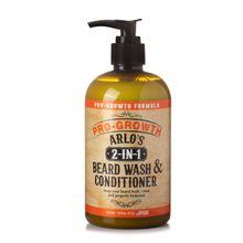 Shampoo para barba pro growth Arlos 354ml
